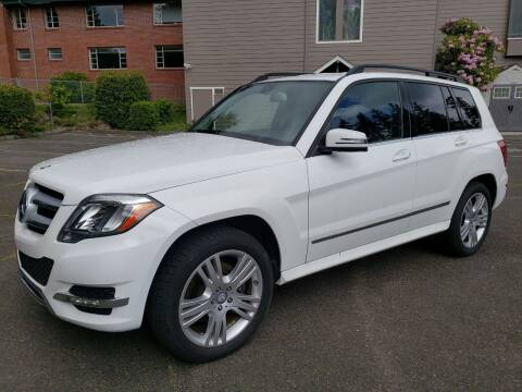 2014 Mercedes-Benz GLK for sale at Seattle Motorsports in Shoreline WA