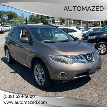 2010 Nissan Murano for sale at Automazed in Attleboro MA