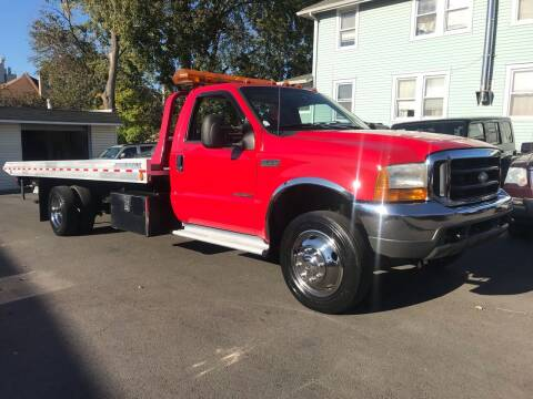 1999 Ford F-550 Super Duty for sale at Alexander Antkowiak Auto Sales in Hatboro PA