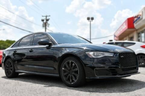 2016 Audi A6 for sale at International Auto Wholesalers in Virginia Beach VA