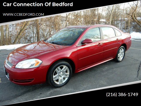 2013 Chevrolet Impala for sale at Car Connection of Bedford in Bedford OH