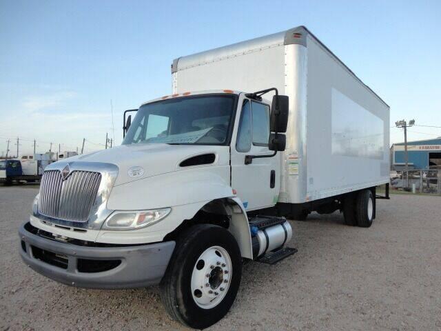 2015 International DuraStar 4300 for sale at Regio Truck Sales in Houston TX