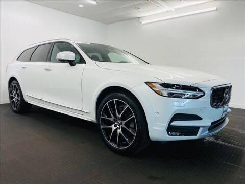 2018 Volvo V90 Cross Country for sale at Champagne Motor Car Company in Willimantic CT