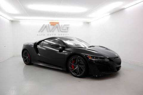 2017 Acura NSX for sale at Alta Auto Group LLC in Concord NC