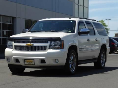 2010 Chevrolet Suburban for sale at Loudoun Motor Cars in Chantilly VA