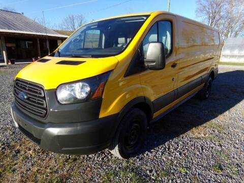 2016 Ford Transit Cargo for sale at Mountain Truck Center in Medley WV