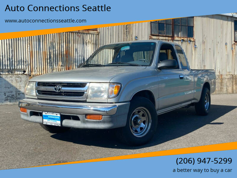 2000 Toyota Tacoma for sale at Auto Connections Seattle in Seattle WA
