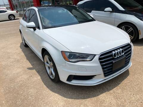 2016 Audi A3 for sale at Auto Solutions in Warr Acres OK