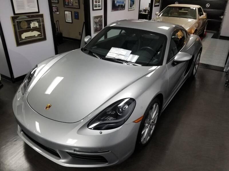 2018 Porsche 718 Cayman for sale at Encore Motors in Macon GA