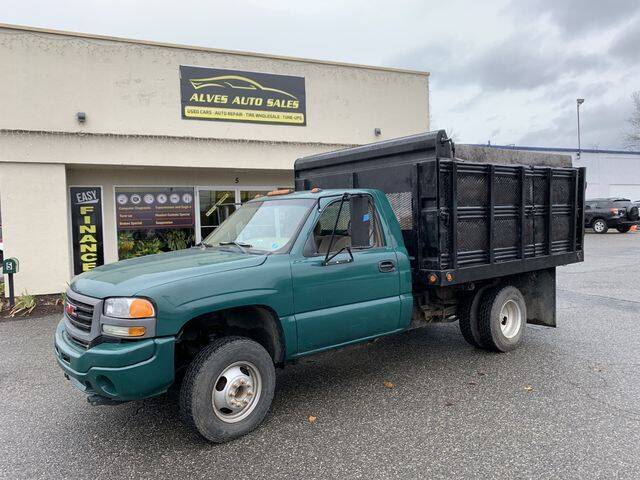 2006 GMC Sierra 3500 for sale in New Milford, CT