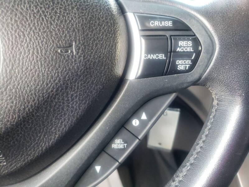 2010 Acura TSX 4dr Sedan 5A w/Technology Package - Dallas TX