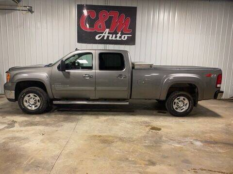 2008 GMC Sierra 2500HD for sale at C&M Auto in Worthing SD