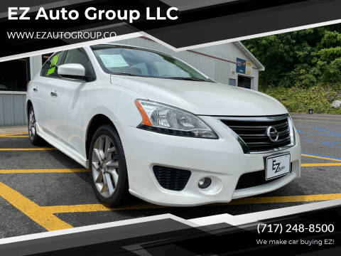 2014 Nissan Sentra for sale at EZ Auto Group LLC in Lewistown PA