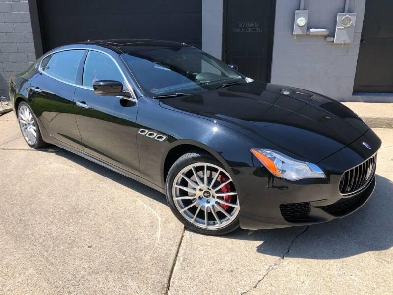 2016 Maserati Quattroporte for sale at Adrenaline Motorsports Inc. in Saginaw MI
