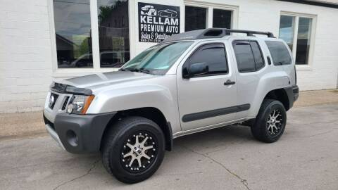 2010 Nissan Xterra for sale at Kellam Premium Auto Sales & Detailing LLC in Loudon TN
