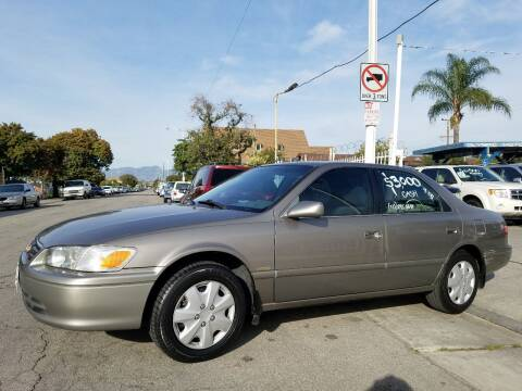 2001 Toyota Camry for sale at Olympic Motors in Los Angeles CA