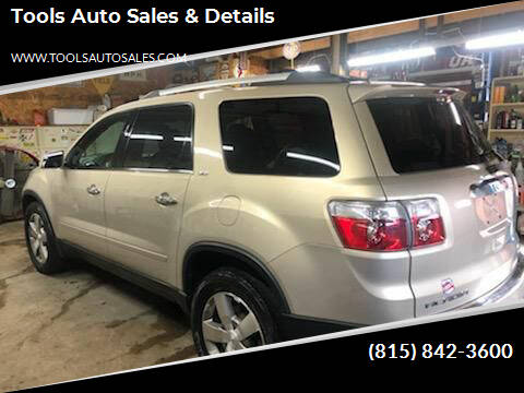 2012 GMC Acadia for sale at Tools Auto Sales & Details in Pontiac IL