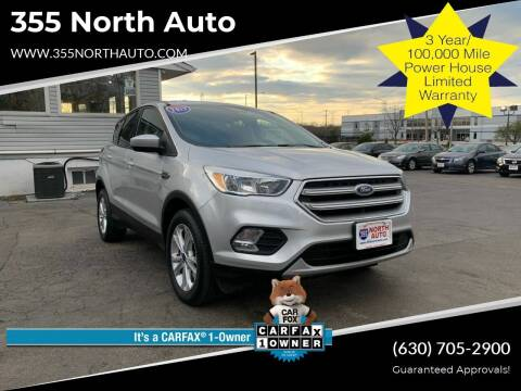 2017 Ford Escape for sale at 355 North Auto in Lombard IL
