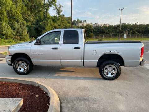 2005 Dodge Ram Pickup 1500 for sale at Knoxville Wholesale in Knoxville TN