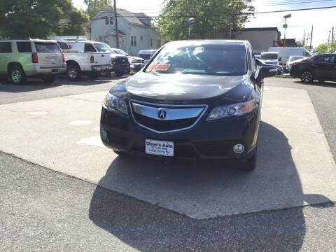 2014 Acura RDX for sale at Steves Auto Sales in Little Ferry NJ