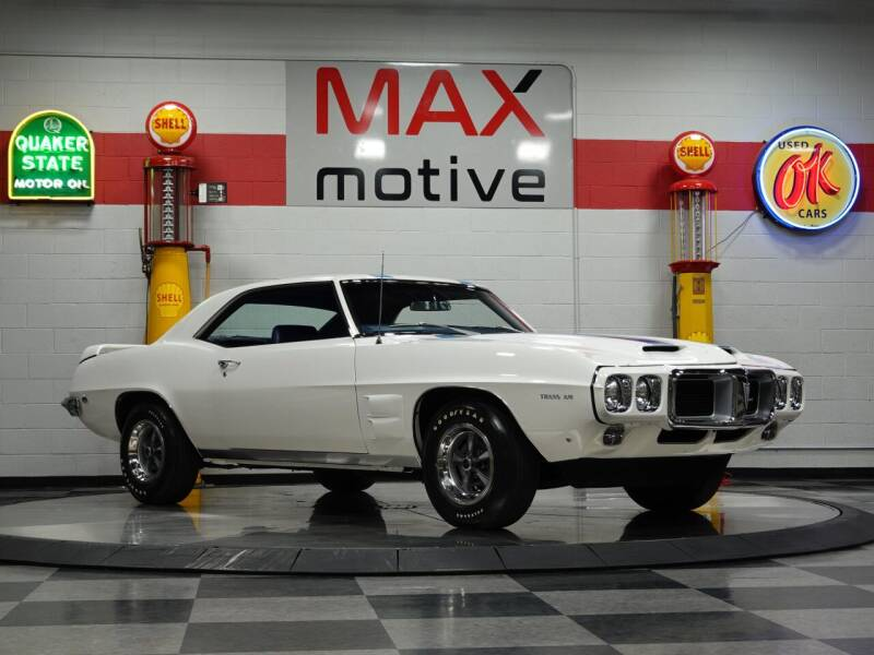 1969 Pontiac Trans Am for sale in Cheswick, PA