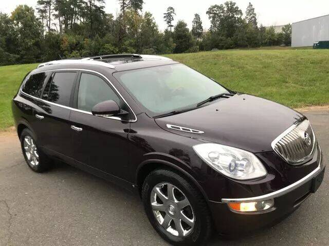 2008 Buick Enclave for sale at SEIZED LUXURY VEHICLES LLC in Sterling VA