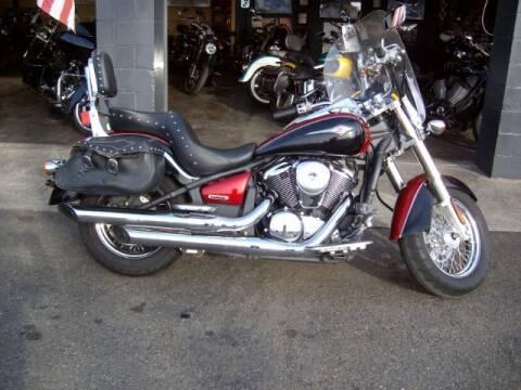 2008 Kawasaki VN900-D for sale at Goodfella's  Motor Company in Tacoma WA