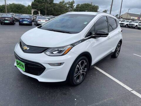 2017 Chevrolet Bolt EV for sale at DOW AUTOPLEX in Mineola TX