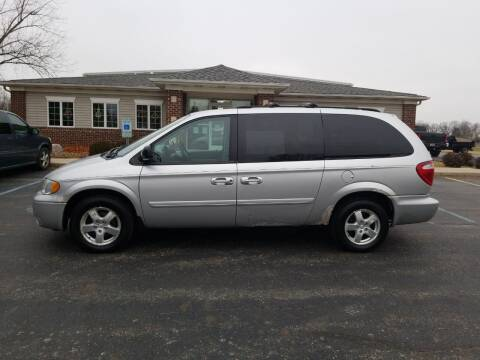 2006 Dodge Grand Caravan for sale at Pierce Automotive, Inc. in Antwerp OH