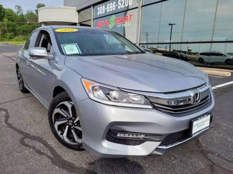 2016 Honda Accord for sale at Auto Smart of Pekin in Pekin IL