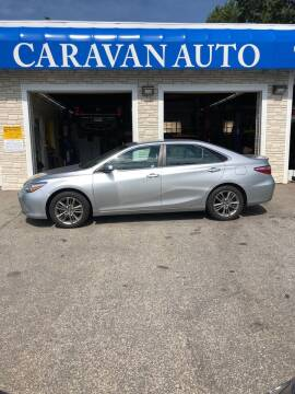 2016 Toyota Camry for sale at Caravan Auto in Cranston RI