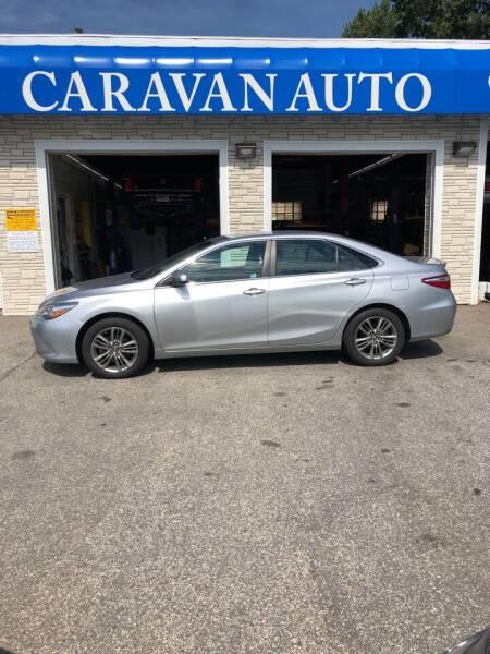 2016 Toyota Camry for sale at Caravan Auto in Cranston RI