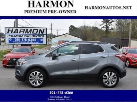 2020 Buick Encore for sale at Harmon Premium Pre-Owned in Benton AR