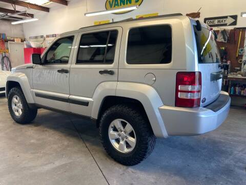 2010 Jeep Liberty for sale at Vanns Auto Sales in Goldsboro NC