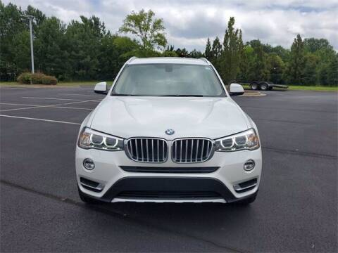 2017 BMW X3 for sale at Southern Auto Solutions - Lou Sobh Honda in Marietta GA