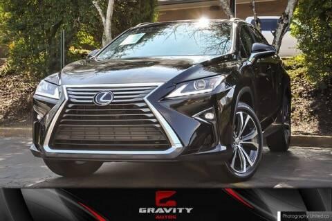 2017 Lexus RX 350 for sale at Gravity Autos Atlanta in Atlanta GA