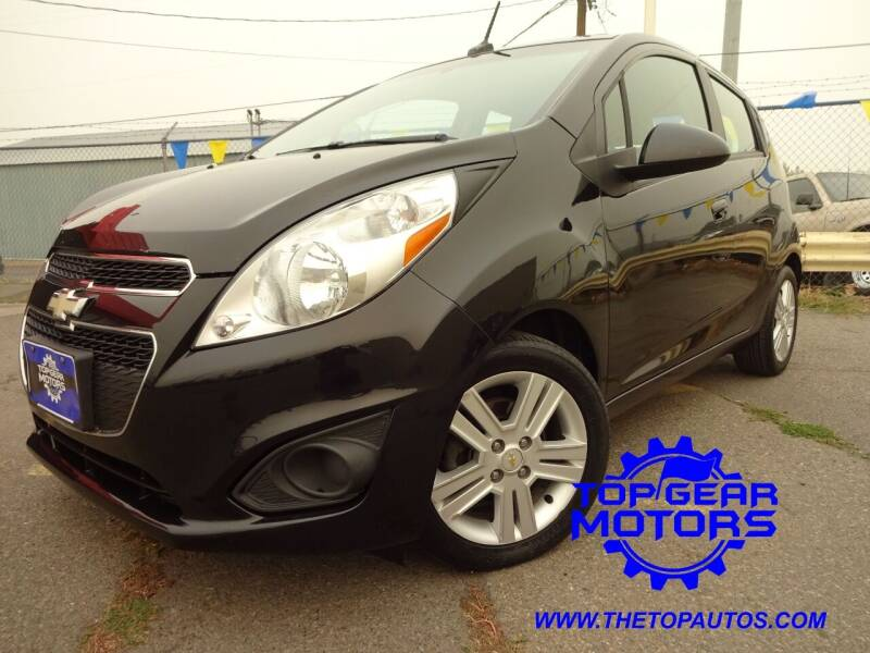 2013 Chevrolet Spark for sale at Top Gear Motors in Union Gap WA