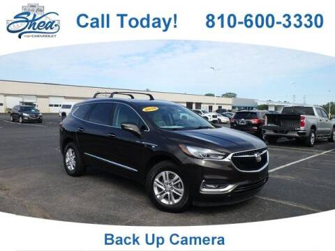 2018 Buick Enclave for sale at Erick's Used Car Factory in Flint MI