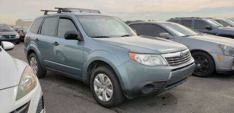 2009 Subaru Forester for sale at Alltech Auto Sales in Covina CA