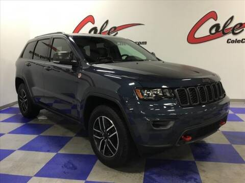 2020 Jeep Grand Cherokee for sale at Cole Chevy Pre-Owned in Bluefield WV