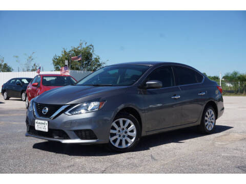 2019 Nissan Sentra for sale at Maroney Auto Sales in Humble TX
