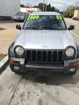 2003 Jeep Liberty for sale at Square Business Automotive in Milwaukee WI