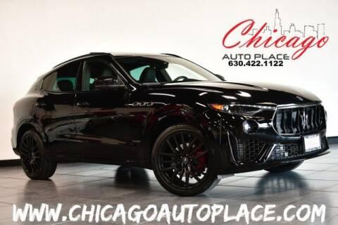 2020 Maserati Levante for sale at Chicago Auto Place in Bensenville IL