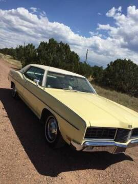 1970 Ford LTD for sale at Classic Car Deals in Cadillac MI