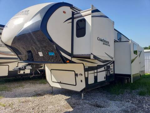 2016 Forest River Coachman Brookstone 395RL for sale at Ultimate RV in White Settlement TX