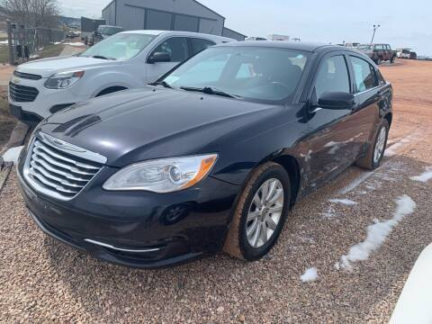 2012 Chrysler 200 for sale at Pro Auto Care in Rapid City SD