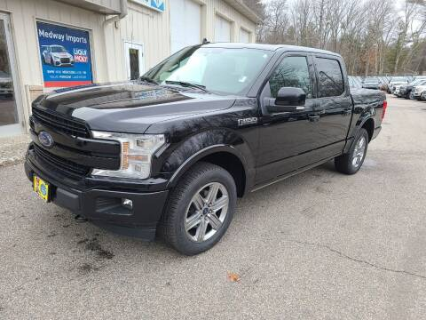 2018 Ford F-150 for sale at Medway Imports in Medway MA