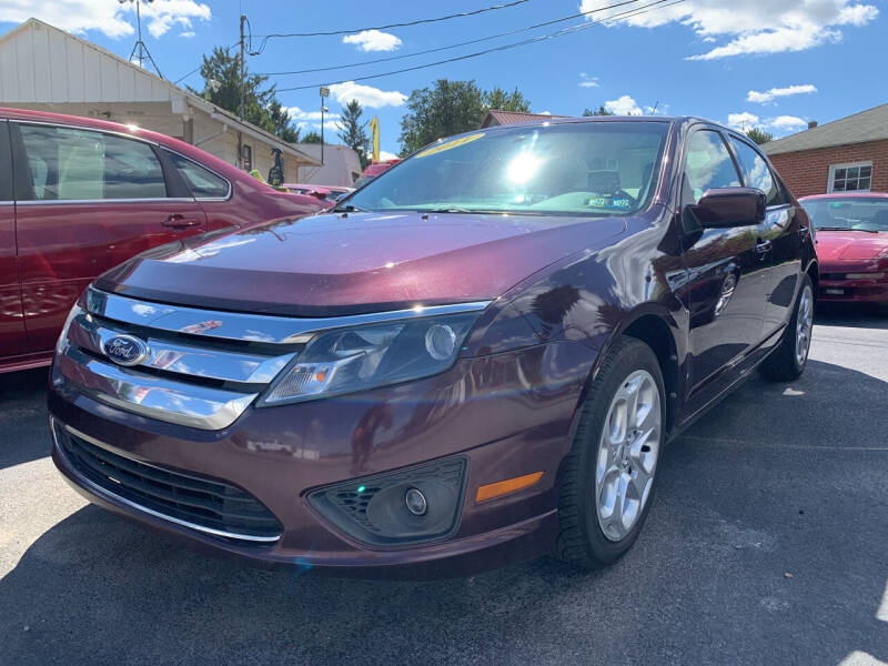 2011 Ford Fusion for sale at Waltz Sales LLC in Gap PA