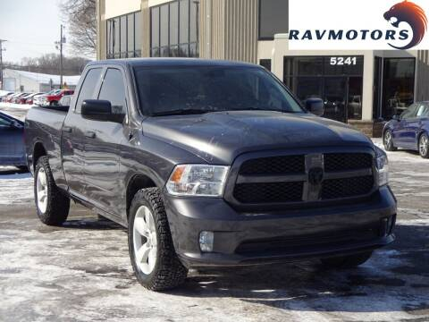 2014 RAM Ram Pickup 1500 for sale at RAVMOTORS 2 in Crystal MN