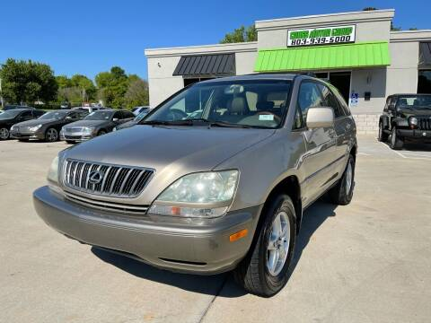 2001 Lexus RX 300 for sale at Cross Motor Group in Rock Hill SC